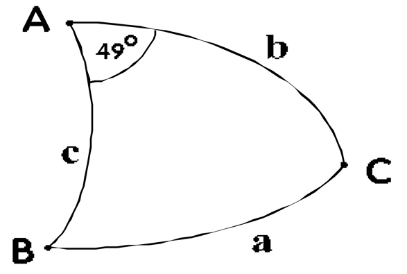 Exercise 2 Application Of Spherical Trigonometry Astro