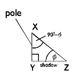 shadow stick